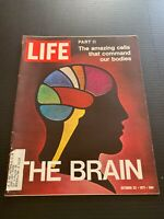 October 22 1971 Life Magazine The Brain
