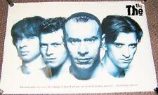 THE THE STUNNING RARE U.K. RECORD COMPANY PROMO POSTER 'MIND BOMB' ALBUM IN 1989