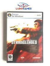 Stranglehold John Woo PC New Sealed Videogame Sealed Videojuego Pal / Spa