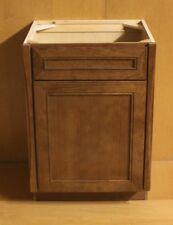 """Kraftmad Kaffee Suede Cherry Bathroom Vanity Sink Cabinet 24"""" Ask 4 Granite Tops"""