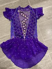 New listing figure skating dress