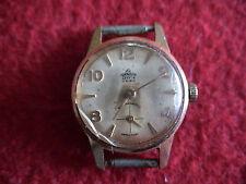 Women's Vintage CORNAVIN 17J Mechanical Watch SWISS MADE Gold Plated