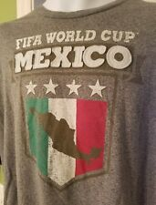 Official FIFA World Cup Brazil Mexico Team T Shirt