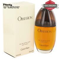 OBSESSION Perfume by  EDP Spray WOMEN 3.4 oz .5 oz 1.7 oz 1 oz