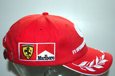 1. Michael Schumacher petite Ferrari DVAG world champion 2000 personnel Marlboro