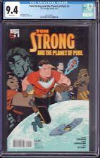 Tom Strong and the Planet of Peril #1 (D.C./Vertigo Comics, 2013) CGC 9.4