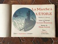 Fragerolle La Caminar De ESTRELLA Misterio En 10 Pizarras Enoch Flammarion 1899