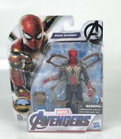 "Marvel Avengers Infinity War Iron Spider 6"" Figure Brand New Hasbro"