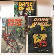Daredevil Lot of 3 Books - Run 45 46 & 47