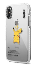 Pikachu Frost Casetify Pokemon Collaboration Case For Iphone Xs