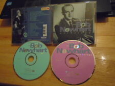 RARE OOP Bob Newhart 2x CD Something Like This ANTHOLOGY comedy big bang theory