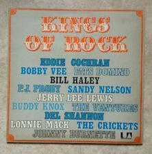 "33T KINGS OF ROCK Vol.1 Vinyle LP 12"" COCHRAN Bill HALEY L. LEWIS The CRICKETS"
