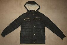 Barbour International INVERGARRY Waxed Jacket - UK Size 12 [2422] 1 DAY SALE