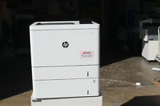 HP LaserJet Enterprise M553dtn Color Laser Printer Page count only 4K J8032E