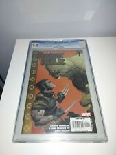 Ultimate Wolverine vs. Hulk #1 CGC 9.8