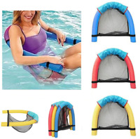 Chair Pool Floating Swimming Inflatable Lounge Bed Water Float Hammock Seat Nood