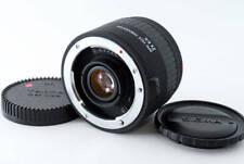 SIGMA APO TELE CONVERTER 2X EX lens For SONY Minolta A Mount from JPN