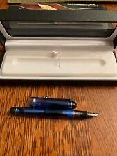 Pilot Custom 74 Fountain Pen (Blue, M)