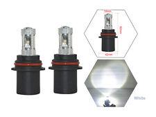 2Pcs 9004 30W CREE LED Fog Tail Driving Head Light Lamp Bulbs White Super Bright