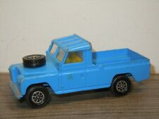 Land Rover 109 WB - Corgi Toys Whizzwheels England *37671