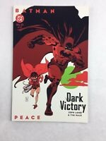 Batman: Dark Victory #13 of 13 2000 Comic Book Graphic Novel DC Comics