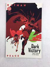 Batman: Dark Victory #13 of 13 2000 Comic Book Graphic Novel DC Comics