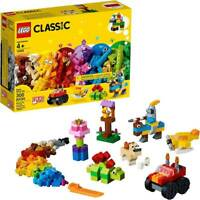 LEGO Classic Brick Set 11002 [Building Kit 300 Pieces Ages 4+] NEW FREE-SHIPPING