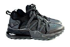 Nike Air Max 270 Bowfin Mens Size 9.5 Shoes AJ7200 005 Triple Black
