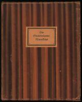 Hoffmann - Bogeng: Das Struwwelpeter-Manuskript des Dr. Heinrich Hoffmann (1925)