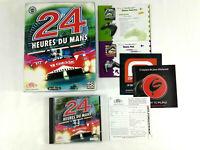 Jeu PC VF Big Box  24 heures du Mans  complet  Envoi rapide et suivi