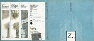 CD ZU Live in Helsinki (Tang Plastik 2003)1st ps Italian avant free jazz noise M