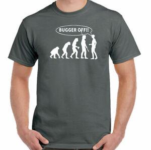 STOP FOLLOWING ME T-SHIRT, Mens Funny Atheist Atheism Evolution Darwin TEE TOP