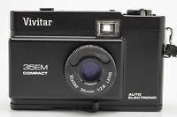Vivitar 35EM Compact Sucherkamera Kamera - 2.8 35mm Optik