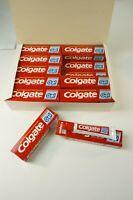80er Jahre 20 x Colgate Gel 19ml Zahnpasta Verpackung Sammler M-2733