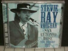 Stevie Ray Vaughan - San Antonio Rose CD SEALED 1987 Texas broadcast