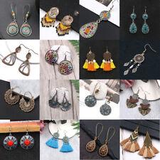 Stud Dorp Dangle Earrings Jewelry Gift Boho Women Geometric Earrings Hoop Hook