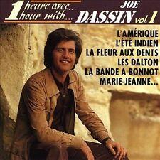 Dassin, Joe Vol. 1-Une Heure Avec Joe Dassin CD