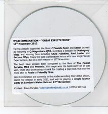 (DQ440) Wild Combination, Great Expectations - 2012 DJ CD