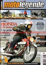 MOTO LEGENDE 198 Dossier HONDA CB 125 S S3 N 1970-1979 VINCENT 1000 MEGOLA 640