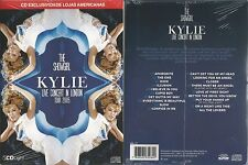 CD KYLIE MINOGUE - LIVE IN LONDON TOUR 2005 (BRAZIL EXCLUSIVE) ULTRA RARE