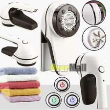 6 Blade Rechargeable Fabric Shaver Lint Remover Fuzz Sweater Clothes Pill Fluff