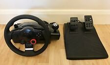 Logitech Driving Force GT Racing Wheel with Foot Pedal