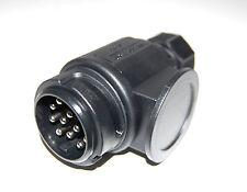 Anhängerstecker 13polig 13 polig Stecker Anhänger 12V Adapter Edelstahl Kontakte