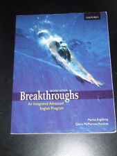 BREAKTHROUGHS Integrated Advanced English Program by Engelking OXFORD 2e 2008