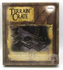 Terrain Crate MGTC113 Dungeon Traps (7 Pieces) Mantic Games Scenery TerrainCrate