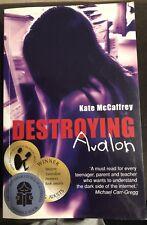 Destroying Avalon By Kate McCaffrey  ISBN 9781921064579