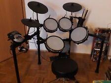 Digital E-Drum DD-530 XDrum  mit viel Zubehör