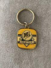 Vintage Seattle Mariners Key Chain RARE