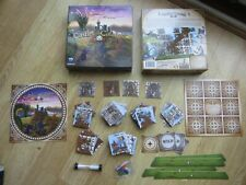 Castles Of Caladale Board Game Renegade Game Studios 100% Complete VGC