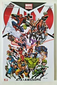 A + X = Awesome, Marvel NOW!, Marvel comics, Graphic Novel, X-men, Avengers